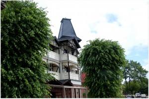 """Hotel Spa """"Stary Dziwnów"""" najpiękniej odrestaurowany budynek w Dziwnowie"""