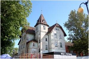 stara architektura Dziwnowa