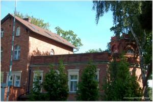 ośrodki wczasowe w wiekszości powstały w miejscu starych, przedwojennych budynków
