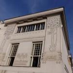Budynek Secesji wiedeńskiej