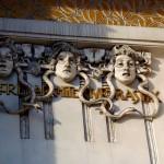 Secesja wiedeńska - klasyczny przykład