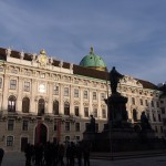 dziedziniec Hofburg