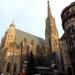 Katedra Św. Szczepana - początek budowy XII wiek.....