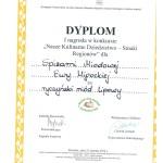 Dyplom Ryczyński M iód Lipowy